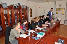 Spotkanie inicjujące wdrożenie ZISZU w WSP im. J. Korczaka w Warszawie, 11 października 2013