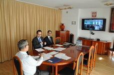 Posiedzenie Komitetu Sterującego, 9 października 2013